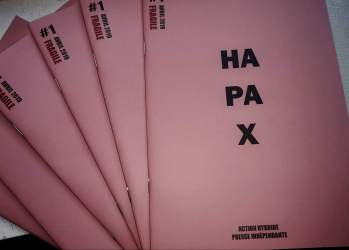 Fanzine Hapax #1#