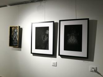 Oeuvres de Jean-François Bouron et Louise Dumont