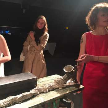Souffles, Métamorphose#2, Christine Coste & Catherine Ursin, 35