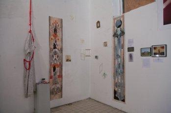 Installation : Barbara Kowa / Photos (droite) : Sophie Merrison