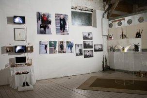 Installation : Fur Aphrodite / Photos : Anne Marie Toffolo / Photos : Sara Jeanmougin / Coiffes : Danilo Andres