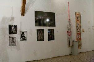 gauche : Loredana Denicola / milieu : Olivier Lelong / droite : Barbara Kowa